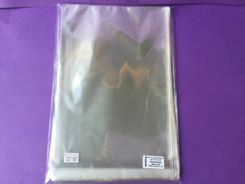CELLO BAGS STRIP SEAL A4 12