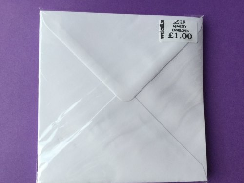 ENVELOPES WHITE 6