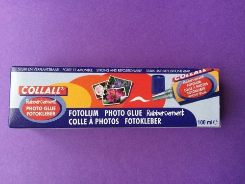 COLLALL PHOTO GLUE 100ml .