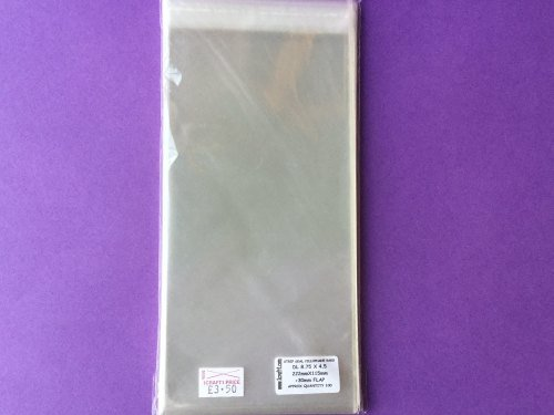 CELLO BAGS STRIP SEAL DL 8.75
