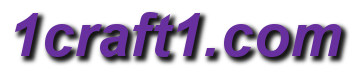 1craft1.com, site logo.