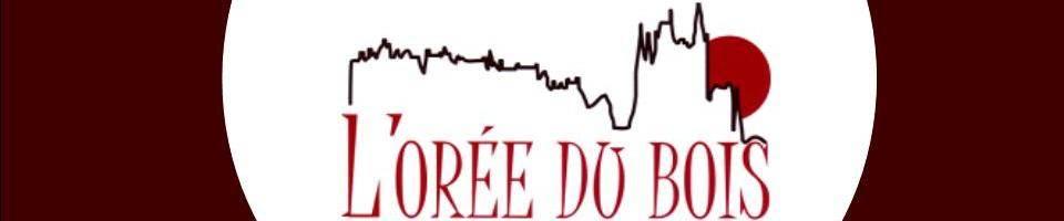 L'Oree du Bois, site logo.