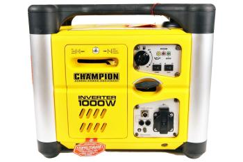 Champion 7100li-E ( USA ) 1000w Inverter Generator, Very Lightweight & Extremely Quiet