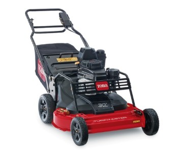 "Toro Turfmaster 22205 - 30"" Twin Blade Commercial Lawnmower"