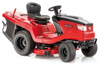 "Alko T20 - 105.6 HDE V2~ Briggs and Stratton Twin Cylinder  ~ Electronic Grass Bag Tip ~ 41"" cut"