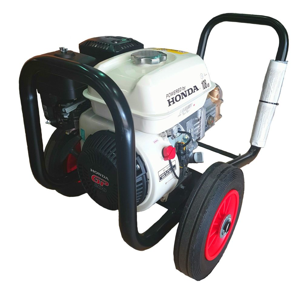 Pressure Washers - Armagh, Northern Ireland - Lawnmowers