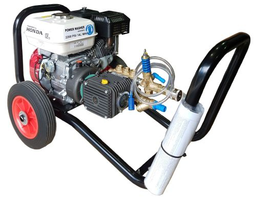 Comet 200HLP GX200 petrol power washer 2200 Psi 14 ltrs / min