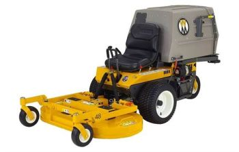 Walker S18 48'' Front Deck Mower powered by a Briggs & Stratton Vanguard V-Twin 18HP engine