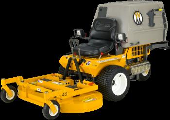 Walker C19i 48''Front Deck Mower - Powered by a 19hp Kohler EFI Engine for Efficiency