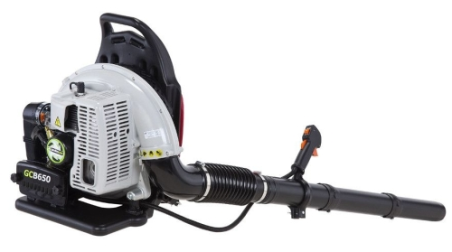 Gardencare GCB650 Backpack 65cc Petrol Blower - Ideal for large gardens