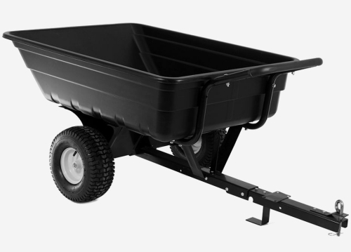 Cobra 300kg capacity Tow / Push Garden Cart
