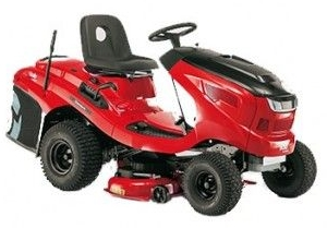 "Alko T16 - 93 - Twin V Cylinder Briggs and Stratton Engine - 36"" Twin Cutter Deck"