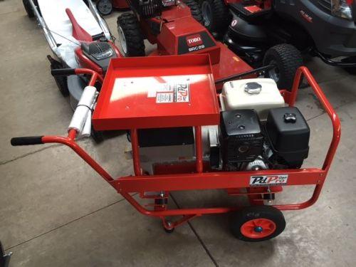 Honda GX390 Professional Welder Generator, 4.0Kva Trolley frame