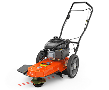 "Ariens 55.8cm (22"") cutting diameter, 179cc Walk Behind Trimmer"