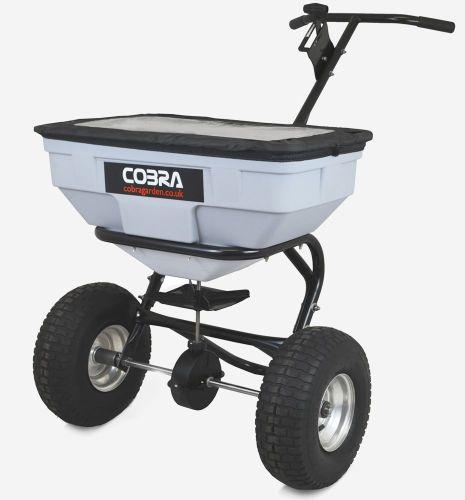 Cobra HS60 walk behind spreader 125lb capacity