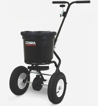 Cobra HS23 Walk Behind Spreader 50lb / 23ltr capacity