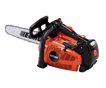 Echo CS362TES lightweight top handle chainsaw with a powerful 35.8cc engine
