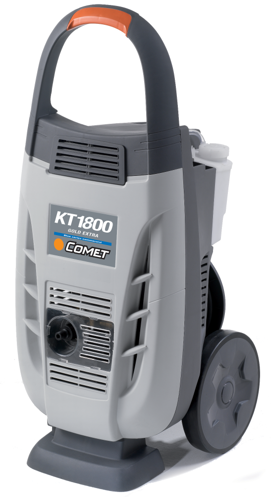 Comet KT1800 Gold Exrra Electric Pressure Washer 160 bar