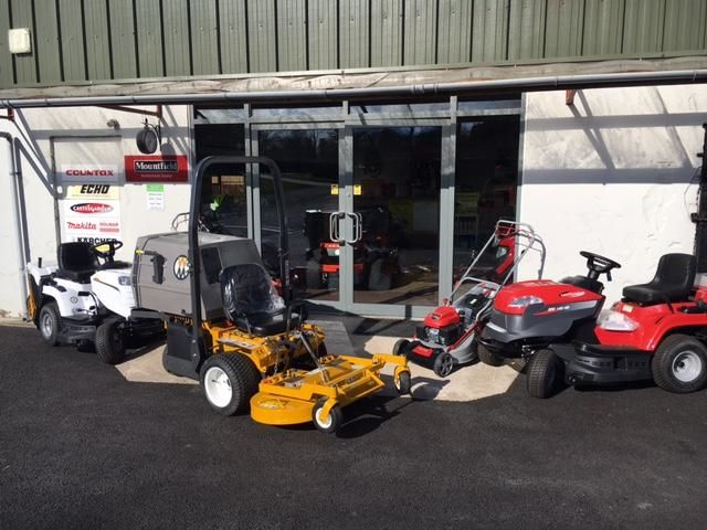 Lawnmover Servicing Northern Ireland