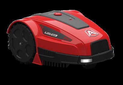 Ambrogio L35 Deluxe Robot 1800sqm