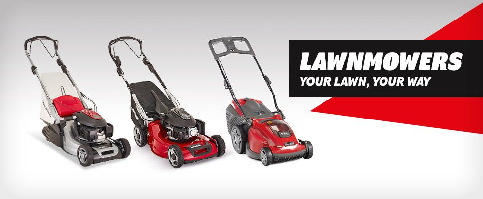 Lawn Mower Sales Northern Ireland - Gosford Equipment