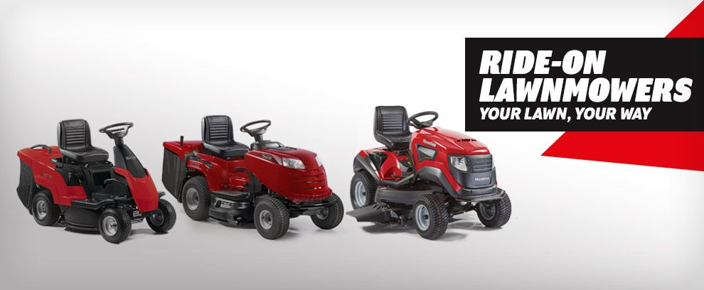 Ride On Lawn Mower Sales Northern Ireland - Gosford Equipment