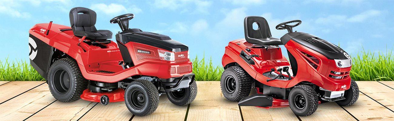 Lawn Mower Sales Northern Ireland - Gosford Equipment