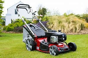 """GARDENCARE LMX46SP 46cm (18"""") 'TO THE EDGE' 140CC 3-in-1 Self propelled Lawnmower"""