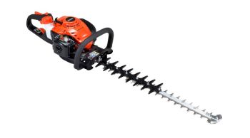 NEW Echo HC-2810ESR Double blade hedge cutter with rotational handle