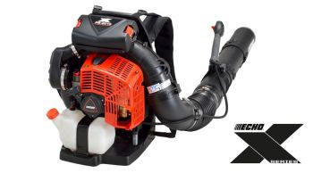 NEW Echo PB-8010 - Introducing the industry's most powerful backpack blower!