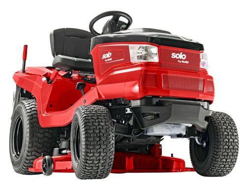 Alko T 20-105.6 HD V2 41'' cut lawn tractor, 656cc Briggs & Stratton Intek