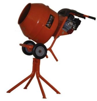 Victor PCM150 Petrol Cement Mixer with Honda Engine