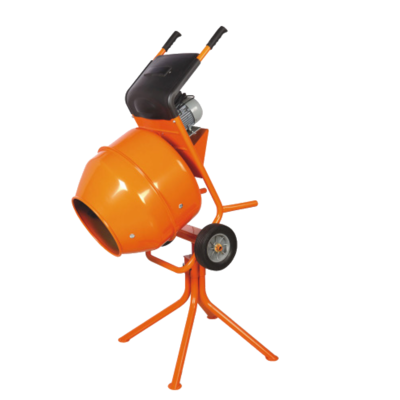 Victor PCM5-PE 220V Electric Cement Mixer and stand