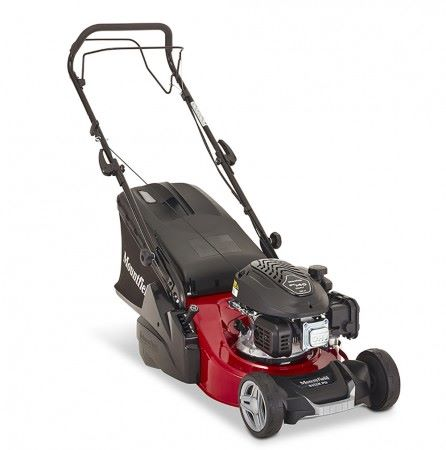 Mountfield S421R PD 16'' cut Self-propelled, petrol power with a rear rolle