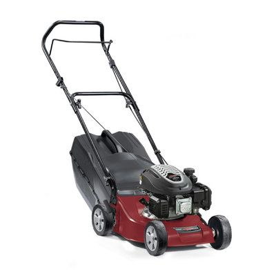 Castelgarden XC43 17'' cut Push Petrol Lawnmower