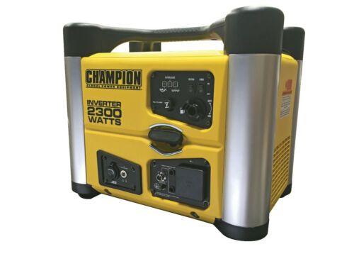 Champion 7230li-E Inverter Generator