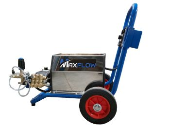 Maxflow C22 Electric Pressure Washer - 3.0HP, 120 bar