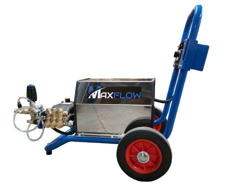Maxflow C22 Electric Pressure Washer - 3.0HP, 120 bar