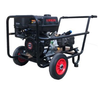 Maxflow Loncin G420 Pressure Washer with Comet pump - 21 Ltrs per min / 3000 PSI