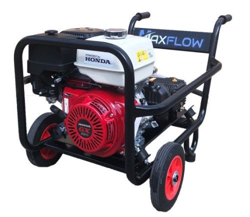Comet 390HT GX390 Honda Engine petrol power washer - 3000 Psi 21 ltrs / min