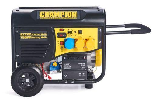 Champion CPG9000E2 15hp 459cc Champion single cylinder engine 8000 watts