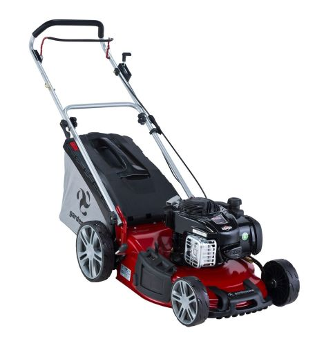 Gardencare LMX46P 18'' hand propelled lawnmower
