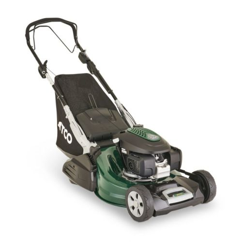Atco Liner 22SH V 21'' cut Self-propelled Rear roller Mower