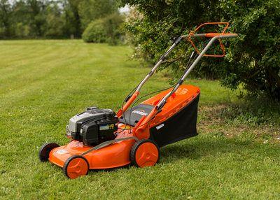 Dormak CR 50 SP IS 53cm (20'') cut Key Start Pedestrian Lawnmower