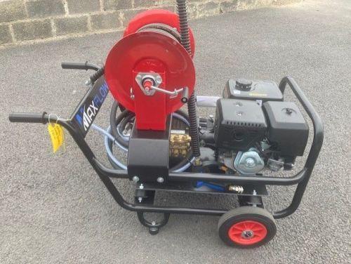 Maxflow Loncin G420 Pressure Washer with Comet pump - 21 Ltrs per min / 300