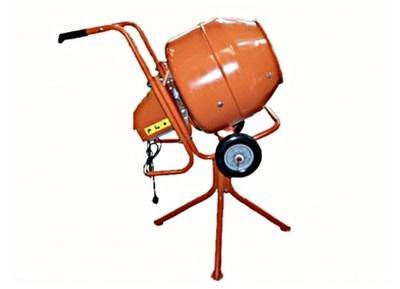 110v or 240v Upright Electric Cement Mixer