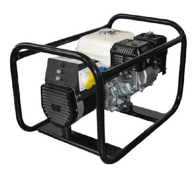 2.2Kw / 2.8Kva Petrol Generator - GX160 Honda Engine