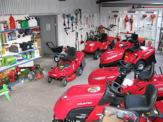 lawnmower sales and repair armagh northern ireland