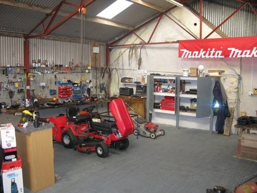 Gosford Equipment Mower repair