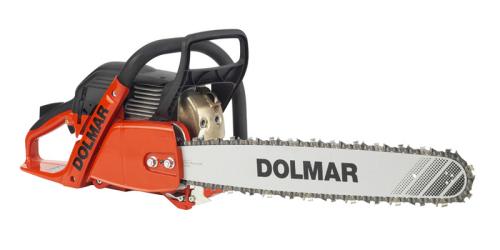 Dolmar PS6100 Professional Chainsaw - 61cc, Powerful, High Torque